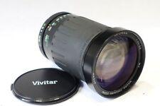 Vivitar Zoom Manual Focus Standard Camera Lenses