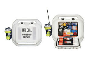 Life Cell Marine Safety - Trailer Boat Kit 2 White - 4 Persons - BLA  226450W