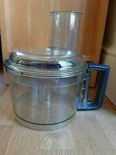 Magimix Compact 3200 Auto, main bowl, lid and food pusher