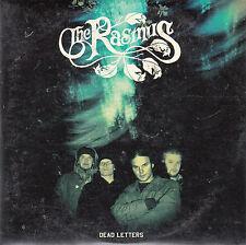 "CD ALBUM CARTONNE  10 T RASMUS  ""DEAD LETTERS""  (PROMO)"