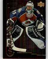 1999-00 Upper Deck Gold Reserve Star Power Patrick Roy #141