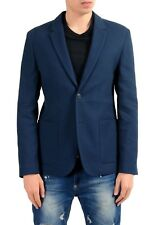 "Hugo Boss ""Areltu"" Navy Two Button Men's Blazer US 38R IT 48R"