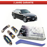 BMW E36 LED INNENRAUMBELEUCHTUNG Premium Set Coupe Limousine 3er Weiß CAN BUS