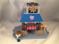 Mike The Knight Hairy Harrys Horse Wash Playset With Mike The Knight Figure