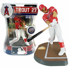Mike Trout Los Angeles Angels 2020 Imports Dragon Figure