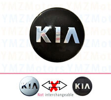 Kia wheel Center Hub caps black , Sportage Optima, Rio, Soul ,52960-3W200 1EA