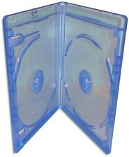 50-Pak VIVA ELITE =Double = 12.5mm Blu-ray Case w/ Blu-ray & Viva Elite Logos