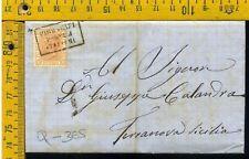 Regno De La Rue Q 365  marina navigazione piroscafo postale interno annullatore