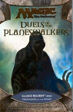 MTG DUELS OF THE PLANESWALKERS, THOUGHTS OF THE WIND Deck! SEALED FREE SHIPPING