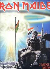 IRON MAIDEN 2 minutes to midnight  12INCH 45 RPM UK 1984 EX