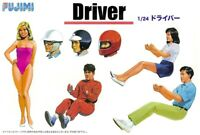 1:24 Scale Driver Figures Model Kit #887