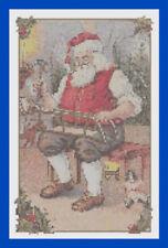 Sets de punto de cruz, Navidad