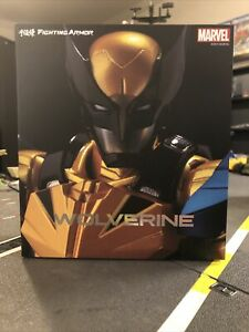 Sentinel Fighting Armor Wolverine marvel Bandai Namco by Bluefin - In Hand