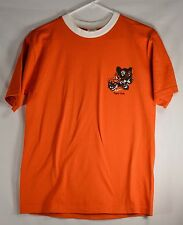Boy Scouts America Official Uniform Adult S Orange Shirt 80s Tiger Cub Tee