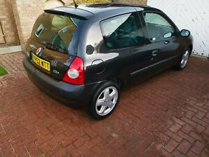 Renault clio 1.5dci 2002 60+mpg £25 road tax
