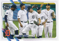 2021 Topps Series 1 #70 Detroit Tigers Card