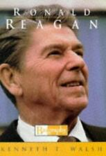 Ronald Reagan : Biography, A&E Television Network, Very Good Book