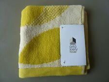 Orla Kiely Lemon Washcloth- Stem & Flower Designs Brand New/Tagged