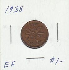 Canada 1938  1  Cent