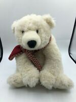 Official Gund Codie Polar Bear Teddy Plush Kids Soft Stuffed Toy Doll Animal