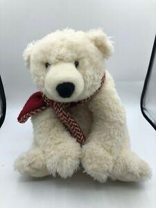 Official Gund Codie Polar Bear Teddy Plush Kids Soft Stuffed Toy Doll Animal