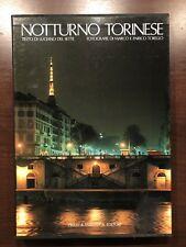 NOTTURNO TORINESE by LUCIANO DEL SETTE - PRIULI & VERLUCCA - H/B - 1990