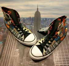 74a1736e427d Converse Chuck Taylor All Star High Top DC Comics Superman Mens Size 5  154875c