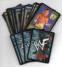 WWF CCG Raw Deal v2.0 lucha libre Trading Cards-Elige Tu Tarjeta