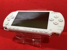 Used PSP PlayStation Portable Ceramic White PSP-1000 console Japan F/S