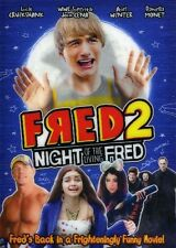 Fred 2: Night of the Living Fred (2012, REGION 1 DVD New) WS