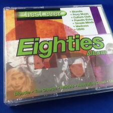 80s Hits Duran Duran Boy George Blondie Billy Idol VA: BEST EVER EIGHTIES ALBUM