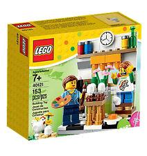 LEGO 40121 stagionali PITTURA UOVA DI PASQUA.. Nuovo di Zecca GRATIS P + P