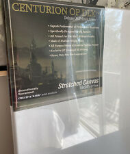 New listing Centurion Op Deluxe Set Of 2 (18*24) Oil Primed Linen Stretched Canvas