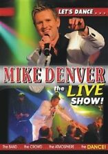 MIKE DENVER THE LIVE SHOW DVD LET'S DANCE - 2012