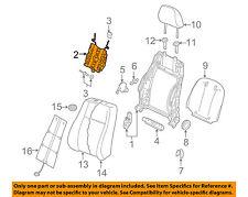AUDI OEM 09-17 Q5 Front Seat-Lumbar Support 5N0881880G
