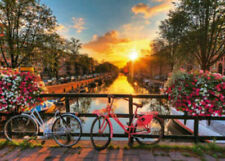Ravensburger Bicycles in Amsterdam 1000 piece Jigsaw Puzzle