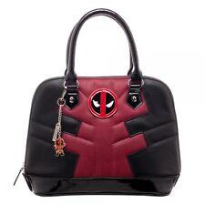 Bioworld Marvel Deadpool Suit Up Comic Book Movie Purse Handbag LB4HEPMVU