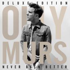 Olly Murs - Never Been Better CD *NEW & SEALED*