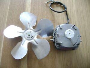 Ventilateur Électrique Moteur 10 Watt Monophase - 220 Volt