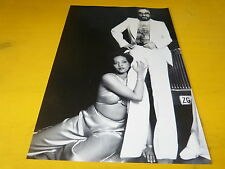 GEORGIO MORODER - Mini poster Noir & blanc !!!
