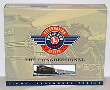 Lionel 21782 Congressional Set BOX ONLY - Mint with Original Shipping Carton