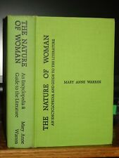 The Nature Of Woman: An Encyclopedia & Guide To The Literature, Rare