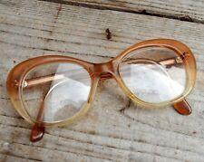 Vintage Retro Ladies 1960s Glasses Spectacles Mid Century #B