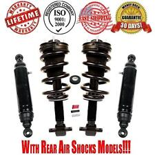 Suspension Conversion with Front Coil Spring Struts with Rear Air Shocks Kit