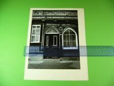 Foto Eike Friedrich-Schmidt, In Duderstadt, Haus Nr. 73, Bäckerwappen, Bäckerei