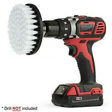 Power Scrubber Electric Drill Brush Cleaner Spin Tub Bristle Bathroom Cleaning