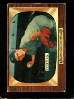 1955 BOWMAN #99 JERRY COLEMAN GOOD+ YANKEES  *X3190