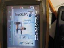 TOPCON GMS-2  with Topsurv 7 Lot AA181