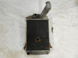 Triumph TR3 radiator