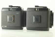 [Exc3] Mamiya RB67 6x7 Pro + Pro S 120 Roll Film Back Holder Set From Japan a273